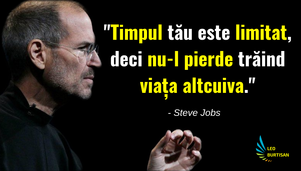Steve Jobs Maestrul