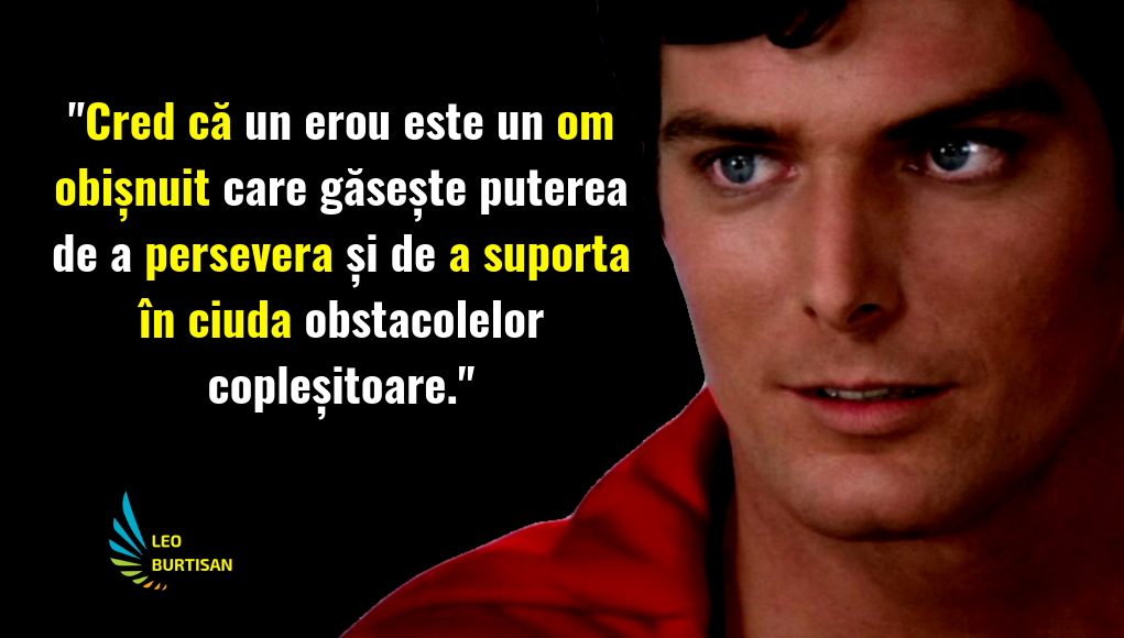Christopher Reeve Speranta