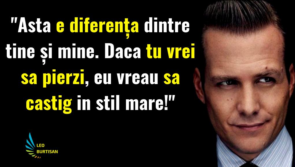 Harvey Specter Citate